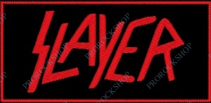nášivka Slayer - Logo II