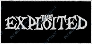 nášivka The Exploited - Logo