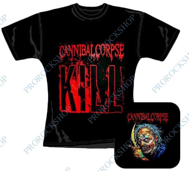 656829d6f2c dámské triko Cannibal Corpse - Kill - ProRockShop