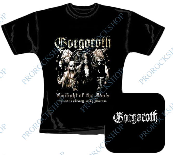 Gorgoroth - Twilight Of The Idols (In Conspiracy With Satan)