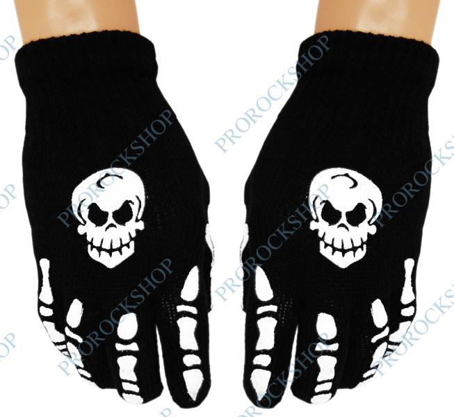 pletené rukavice de9bef2561