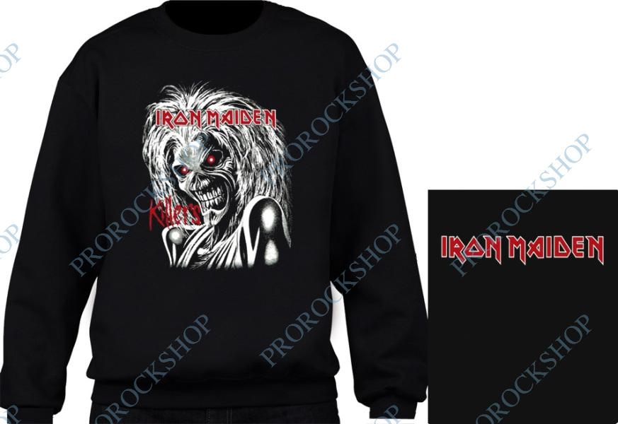 mikina bez kapuce Iron Maiden - Killers - ProRockShop b45177871bb