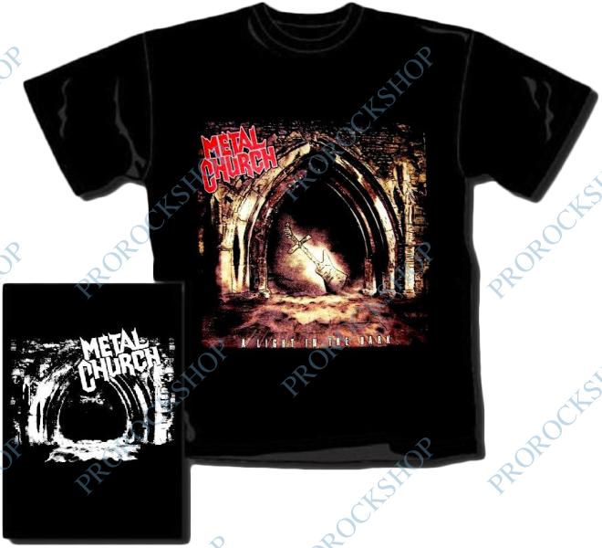 571ba86d01d triko Metal Church - A Light In The Dark - ProRockShop