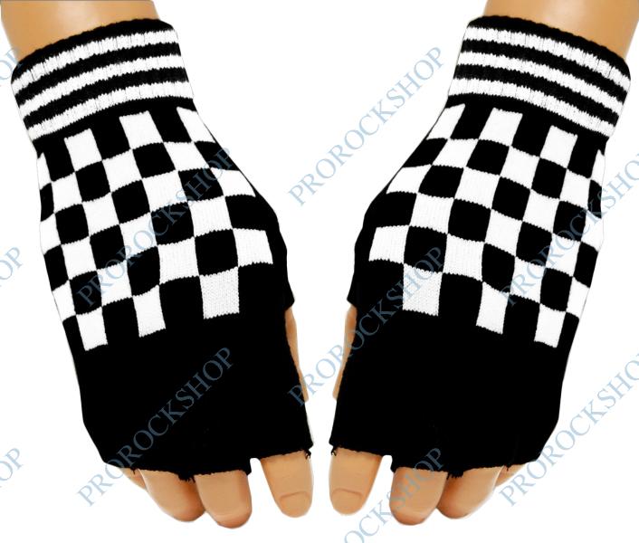 pletené rukavice bez prstů SKA - ProRockShop fbfa31f0b6