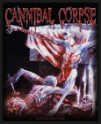 nášivka Cannibal Corpse - Tomb Of The Mutilated