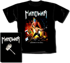 triko Manowar - Warriors Of The World