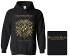 mikina s kapucí Machine Head - Bloodstone and Diamonds