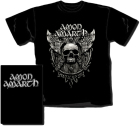 triko Amon Amarth - skull and axes
