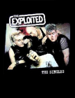 nášivka na záda, zádovka The Exploited - The Singles