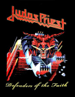 nášivka na záda, zádovka Judas Priest - Defenders Of The Faith