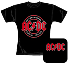 dámské triko AC/DC - High Voltage Rock and Roll