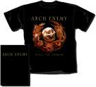triko Arch Enemy - Will To Power