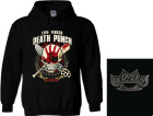mikina s kapucí Five Finger Death Punch - Got Your Six II