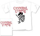3882738930d bílé pánské triko Cannibal Corpse - Foetus ...