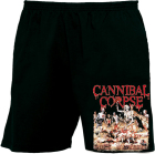 bermudy, kraťasy Cannibal Corpse - Gore Obsessed