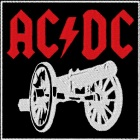 nášivka AC/DC - For Those About The Rock II