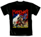 triko Manowar - Hail To England