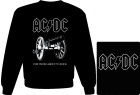 mikina bez kapuce AC/DC - For Those About To Rock