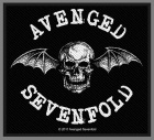 nášivka Avenged Sevenfold - Death Bat
