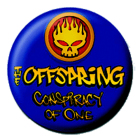 placka / button The Offspring