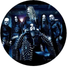 placka, button Dimmu Borgir - skupina